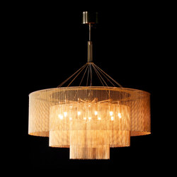 3-Tier - 700 - suspended | Lighting objects | Willowlamp
