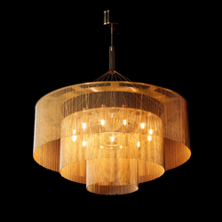 3-Tier - 700 - suspended | Objets lumineux | Willowlamp
