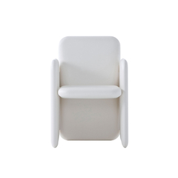 Big armchair | Restaurant chairs | GANDIABLASCO