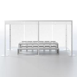 Pérgola modul 2 | Pavillons de jardin | GANDIABLASCO