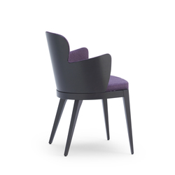 ALLURE PLS | Restaurant chairs | Accento