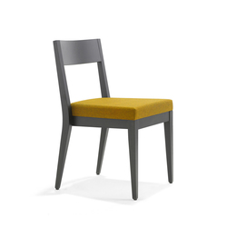 ALOE S | Restaurant chairs | Accento