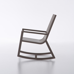 Flat Rocking chair | Garden armchairs | GANDIABLASCO