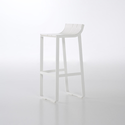 Flat Bar stool | Bar stools | GANDIABLASCO