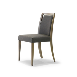 DAFNE SI | Restaurant chairs | Accento