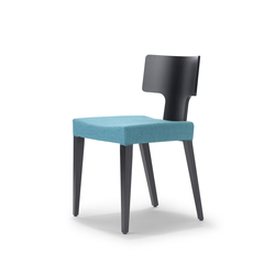 PUZZLE S | Restaurant chairs | Accento