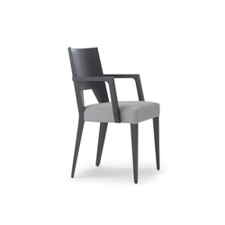 LEO SB | Restaurant chairs | Accento