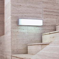 Nawa a2 Wall lamp | Path lights | Metalarte
