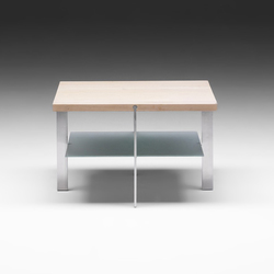 AK 920 Corner table | Mesas auxiliares | Naver Collection