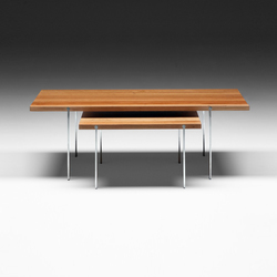 AK 930-925 Nest table | Tavolini impilabili | Naver Collection