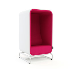 The Box Lounger | Lounge sièges de travail | Loook Industries