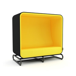 The Box Sofa | Lounge sièges de travail | Loook Industries