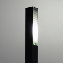 Neo Pole Side | Bolardos de luz | QC lightfactory