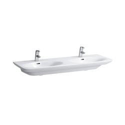 Palace | Double washbasin | Wash basins | Laufen