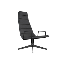 Highway lounge easy chair | Poltrone lounge | Mitab
