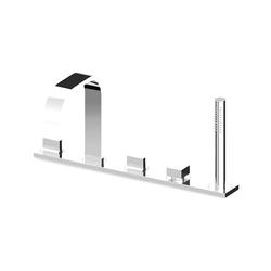 Aguablu ZA5469 | Grifería para bañeras | Zucchetti