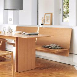 c3 Sitzbank | Sitzbänke | bulthaup