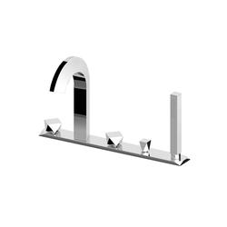 Wosh ZW5473 | Grifería para bañeras | Zucchetti