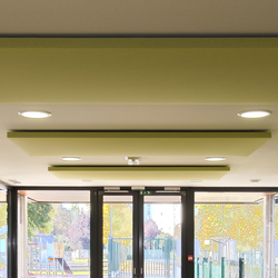 Stereo Panels | Sistemi soffitto | Texaa®