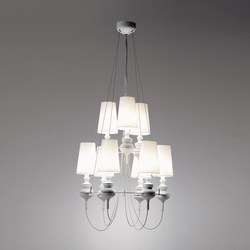 Josephine queen 6.3 Chandelier | General lighting | Metalarte