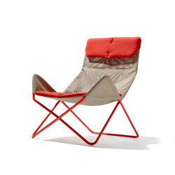 In-Out lounge chair outdoor | Poltrone da giardino | Richard Lampert