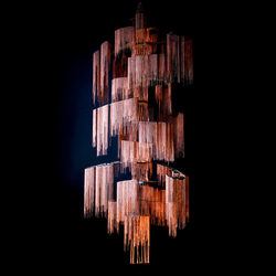 Enchanted Faraway Tree - 12 Tier - 1000 | Suspended lights | Willowlamp