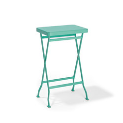 Flip occasional table | Tables d'appoint de jardin | Lampert