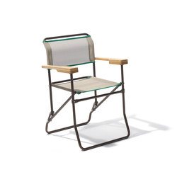 Mash folding chair | Garden chairs | Richard Lampert