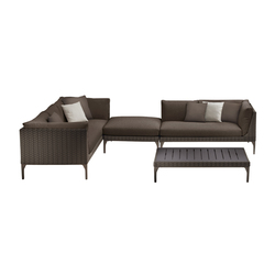 MU Setting | Garden sofas | DEDON