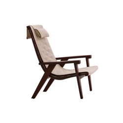 J.J. wood | Lounge chairs | B&B Italia