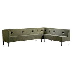 Stereo sofa | Divani lounge | Mitab