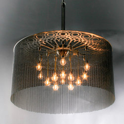 Ngoma Drum - 700 - suspended | Lighting objects | Willowlamp