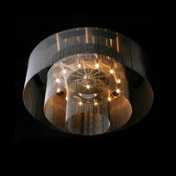 3-Tier - 1000 - ceiling mounted | Iluminación general | Willowlamp