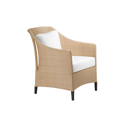 Summerland Lounge chair | Garden armchairs | DEDON