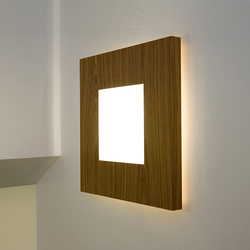 O Size Wood | Wall lights | Embacco Lighting