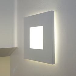 O Size White | Wall lights | Embacco Lighting