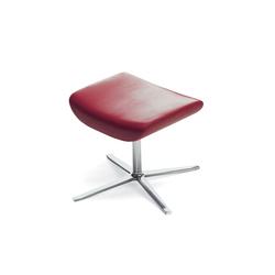 Oscar 221 footstool | Poufs | Walter Knoll