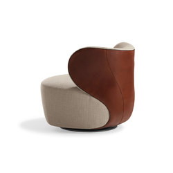 Bao armchair | Lounge chairs | Walter Knoll