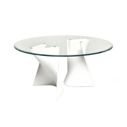 Riflesso | Dining tables | Misura Emme