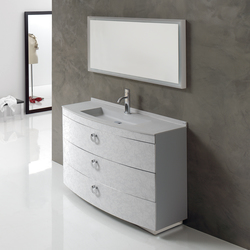 Fussion Nubes Blanco | Vanity units | FIORA