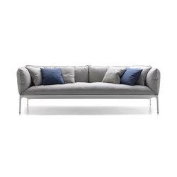 Yale sofa | Divani lounge | MDF Italia