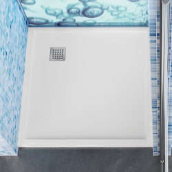 Enmarcado Cuadangular | Shower trays | FIORA