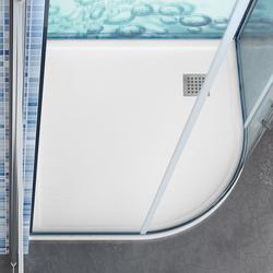 Enmarcado Cuadangular | Piatti doccia | FIORA