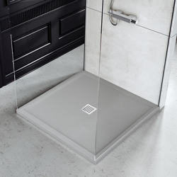Enmarcado Gris | Shower trays | FIORA