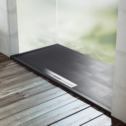 Avant Negro | Shower trays | FIORA