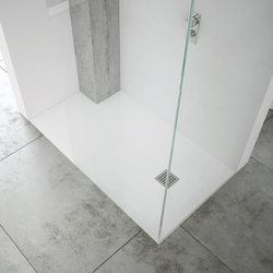 Extraplano Blanco | Shower trays | FIORA