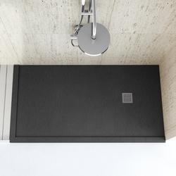 Enmarcado a Medida Negro | Bacs à douche | FIORA