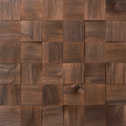 Amazonia Natura | Mosaici in legno | Dune Cerámica