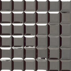Neo | Metal mosaics | Dune Cerámica