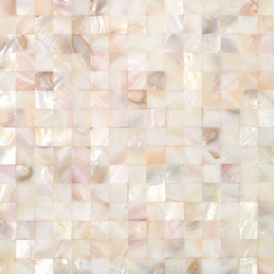 Nacar Natural | Mother of pearl mosaics | Dune Cerámica